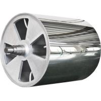 Wholesale Big Embossing Roller For Non - Woven Fabric Hot Rolling Machine from china suppliers