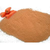 Wholesale Organic pure Dehydrated Carrot Powder / Beta-Carotene powder / Carrot extract from china suppliers