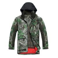 Wholesale Hoody Waterfowl Hunting Clothing , Camo Hunting Jacket For Women from china suppliers