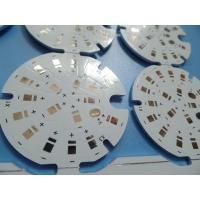 Wholesale HASL Lead Free Metal Backed PCB Fabrication Service 1.4Mm 5052 Aluminum from china suppliers