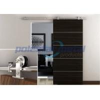 Wholesale 2000mm Decorative Door Hardware Stainless Steel Wood Sliding Barn from china suppliers