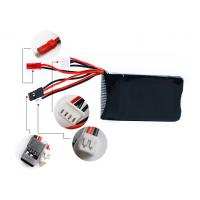 Wholesale Stable 3 Cell RC Car Batteries , 40C 1300mAh 11.1V High Drain Lipo Battery from china suppliers