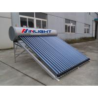 Wholesale Solar Thermal Indirect Pressurized Solar Water Heater Glass Tube With Heat Pipe from china suppliers