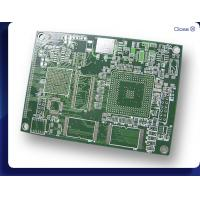 Wholesale IPC610 Class 2, Custom FR-4 Gold finger Multilayer PCB Fabrication from china suppliers