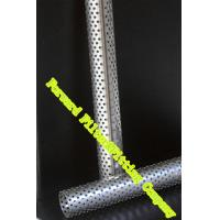 Wholesale Gas / Liquid Diffusion Perforated Metal Tube / Perforated Exhaust Pipe from china suppliers