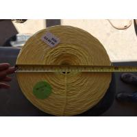 Quality Colorful 400m/kg Banana Twine Twisted and Split Film Fibrillate Virgin PP Material for sale