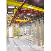 Buy cheap Automatic Vertical Aluminum Profile Powder Coating Line from wholesalers