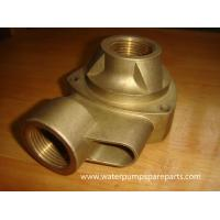 ASTM, JIS  metal casting water pump repair parts Cast iron,0.001mm after machining