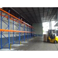 Wholesale Longspan Double - deep selective pallet rack , Stores multi tier shelving from china suppliers
