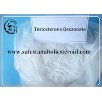 Wholesale CAS 5721-91-5 Testosterone Decanoate / Testosterone Steroid from china suppliers