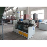 Buy cheap Polyethylene / PE Pipe Extrusion Line Single Screw Extruder  Diameter Range 20 - 630mm from wholesalers