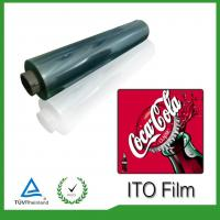 Wholesale electroluminescent panel ito film transparent conductive ito pet film EL ito film from china suppliers