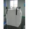 Buy cheap Circular / Tubular 1 ton bulk bags , Type A square bottom Soybean peanut bag storage bags from wholesalers