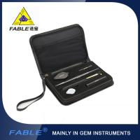 Wholesale Portable Diamond Tester , Gemological Portable Identification Tool Kit with 6 Items FGB-6 from china suppliers