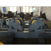 Wholesale Gray Painting Moving Tipe Conventional Welding Rotator Vessel Diameter 600mm - 4200mm from china suppliers