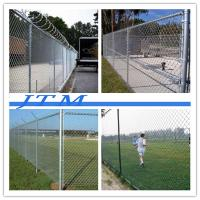 Wholesale [China factory]4x4 fence posts metal fence, used chain link fence for cheap sales from china suppliers