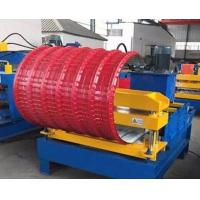 Wholesale PLC Control Roof Pipe Bending Machine Hydraulic With Adjustable Speed from china suppliers