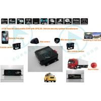 Wholesale 720P H.264 D1 Taxi / Car Mobile DVR 3G + Wifi + G-Sensor Aluminium CIF / 2CIF / D1 Resolution from china suppliers