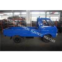 Quality Electronic Control Small Dump Truck 2 Tons DC Motor With 48V Battery Power for sale