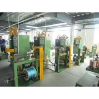 Wholesale Electric Cable Wrapping Machine With PLC Control System 5M/Min Max Wire Speed from china suppliers