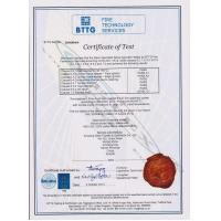 Xinxiang Weis Textiles & Garments Co.,Ltd Certifications