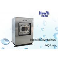 Quality Heavy Duty SUS304 Fully Automatic Washing Machine XGQ Series Hotel Laundry Machine for sale