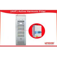 Wholesale 400V 50 / 60Hz APF Active Harmonic Filter 3P3L , 3P4L Power Grid Structure from china suppliers