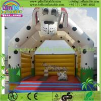 Wholesale Cheer Amusement Children Ocean Themed Indoor Playground Inflatable Slide and Bouncer from china suppliers