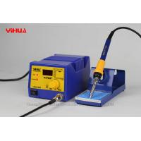 Wholesale Digital LED automatic Temperature Controlled Soldering Station , 220v from china suppliers