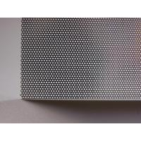 Wholesale mini hole perforated sheet metal from china suppliers