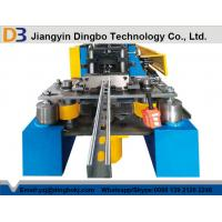 Wholesale Gcr15 Steel Photovoltaic Support Forming Machine With 10m/min from china suppliers
