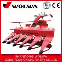 Wholesale 4GN-150 Self-moving rice combine swather from china suppliers