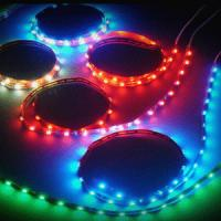 Wholesale High intensity RGB 5050 SMD 50000 hours LED flexible strip lights Ce & RoHs approval from china suppliers