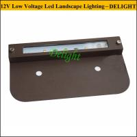 Buy cheap led hardscape lights for retaining wall lights and under deck light paver wall light from wholesalers