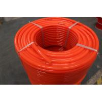Wholesale Orange Smooth Polyurethane Round Belt 90A high impact resistance from china suppliers
