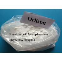 Wholesale White Powder Weight Loss Steroids Orlistat / Orlipastat Fat Burning Steroids from china suppliers