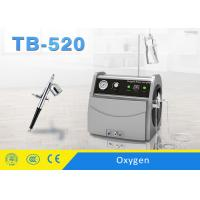 Wholesale Beauty Salon Oxygen Jet Peel Machine / Water Oxygen Spray Acne Free Improve Skin Tone from china suppliers