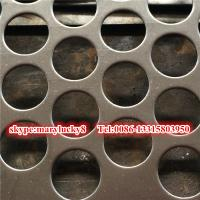 Wholesale Galvanized Perforated metal sheet/galvanized plate perforated sheet from china suppliers