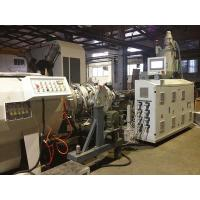 Buy cheap corrugated pipe extrusion machinery- corrugated pipe extrusion machine- corrugated pipe extrusion line from wholesalers