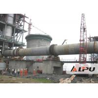 Wholesale Energy Saving Rotary Kiln Cement Plant for Cement Clinker Dry / Wet Process 37kw from china suppliers