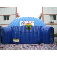 Wholesale Huge Blue Inflatable Advertising Dome Tent For Promtional from china suppliers