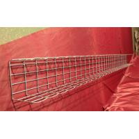 Wholesale Customized Galvanized Steel Wiremesh Cable Tray With CE from china suppliers