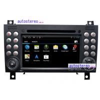 Wholesale Android 4.0 Benz Auto Radio GPS Navigation Android Car Stereo Equipment With 3G WIFI from china suppliers