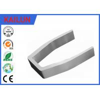 Wholesale U Shape Fork Extruded Profiles Aluminium For Medical Equipment Parts ISO / TS 16949 from china suppliers