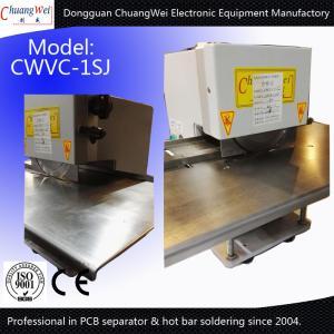China V-Cut Pcb Separator Pre Scoring PCB Depaneling V Scored PCB Cutter Machine on sale