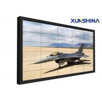 Wholesale LG Panel 55 Inch Seamless Video Wall , Ultra Narrow Bezel Video Wall Display from china suppliers