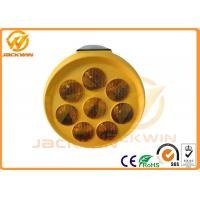 Wholesale High Brightness Sunflower Solar Traffic Warning Lights Durable Life Flash Light from china suppliers