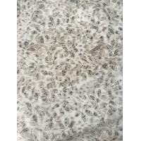 Wholesale Super Soft Velvet Home Textile Fabric Back Printed Burnout Micro - Velboa from china suppliers