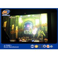 Wholesale Professional 9d Action Cinemas 9D Cinema Simulator One Year Warranty from china suppliers
