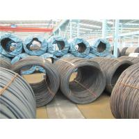 Wholesale AWS EL12 Vehicle Hot Rolled Wire Rod High Tensile Steel 6.5mm / 5.5mm from china suppliers